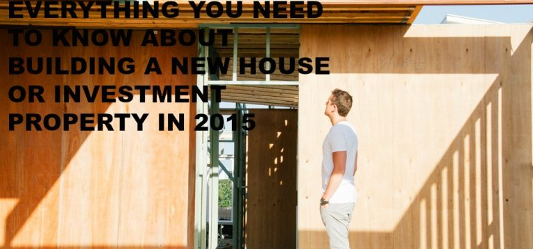 Webinar: Everything you need to know about building a new house or investment property in 2015