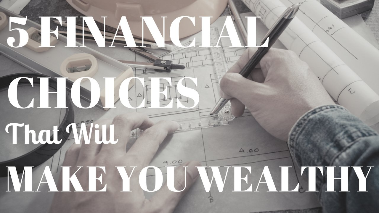 FINANCIAL CHOICES (1)