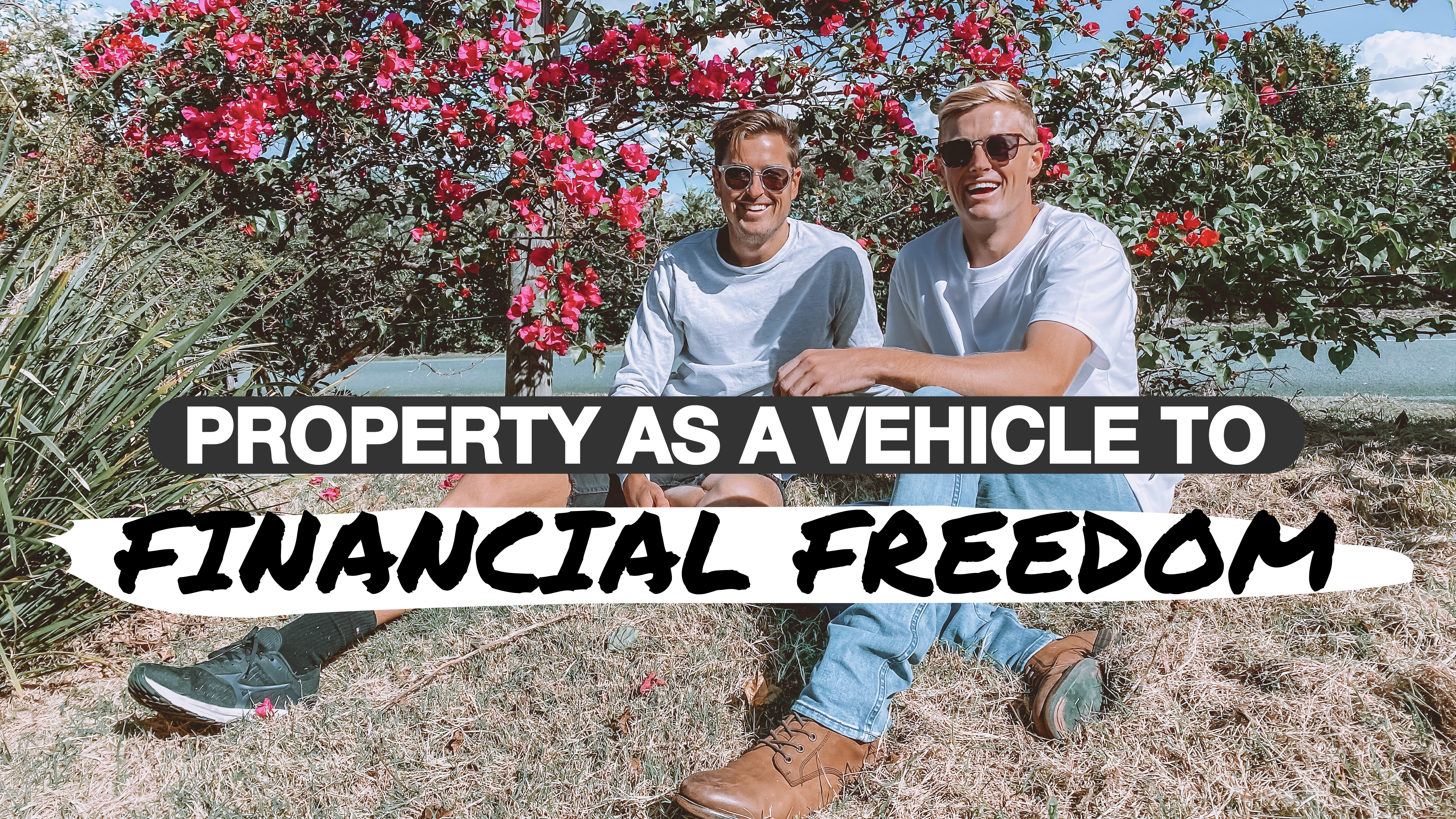L – How To Become Financially Free Through Property